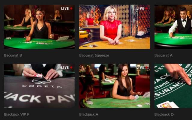 ライブカジノが人気の理由