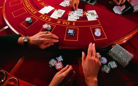 ライブカジノで出来ること