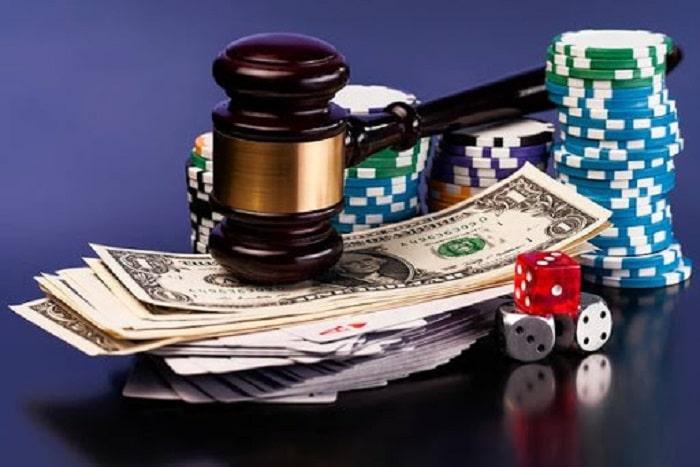 オンラインカジノ 違法