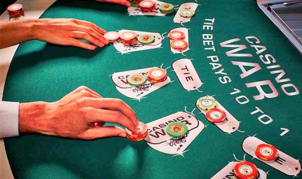 カジノウォー(Casino war)とは