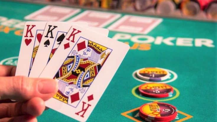 スリーカードポーカーとはどんなカジノゲーム?